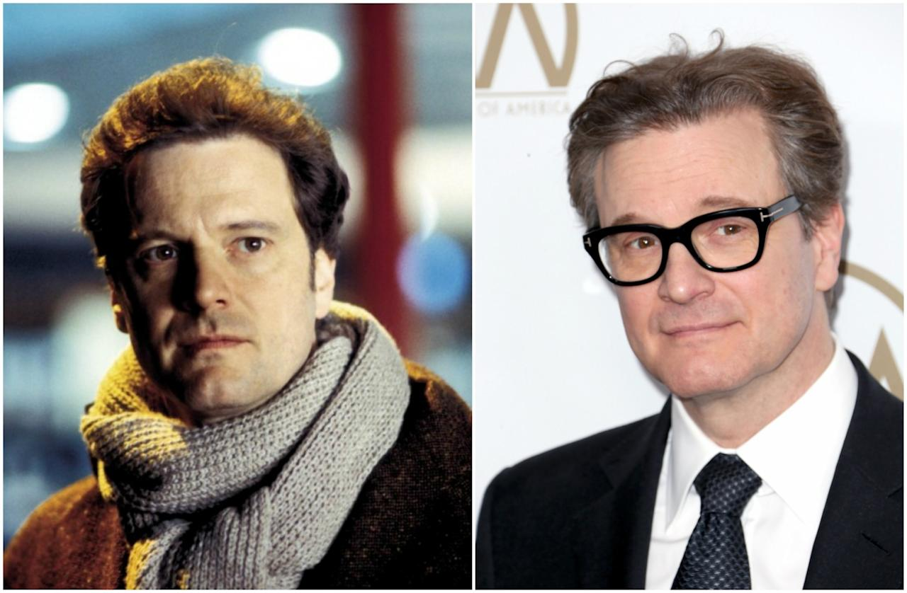<p>A pesar de que Grant y Firth tienen la misma edad (56 años), es evidente que Colin ha envejecido mejor que su compañero. Además, ganó un Oscar por su interpretación en 'El discurso del rey' ('The King's Speech', 2010). (Foto: Universal Pictures / Frederick M. Brown / Getty Images). </p>
