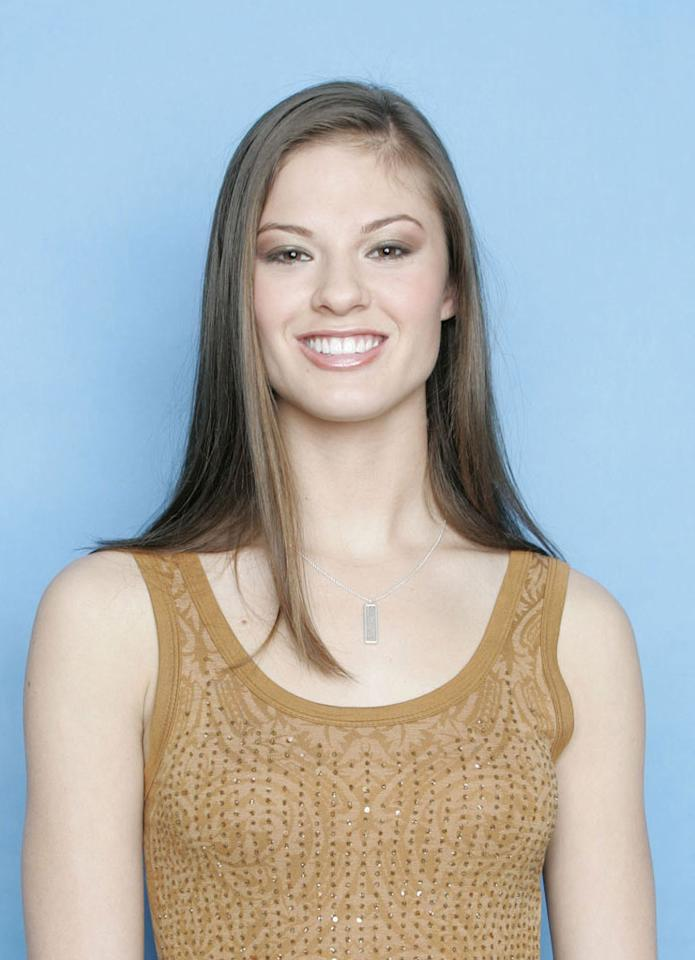 "Ayla Brown from Wrentham, MA, is one of the contestants on Season 5 of ""American Idol."""