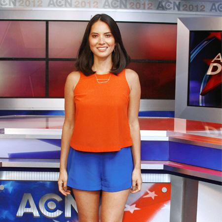Olivia Munn: I was inspired by sitcom star