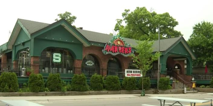 Eighty-five coronavirus cases have been linked to a single Michigan restaurant.