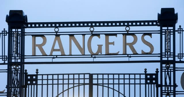 Rangers want an independent investigation into the key vote (Jeff Holmes/PA)