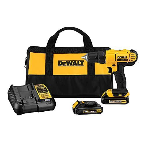 DEWALT Cordless Compact Drill/Driver ('Multiple' Murder Victims Found in Calif. Home / 'Multiple' Murder Victims Found in Calif. Home)