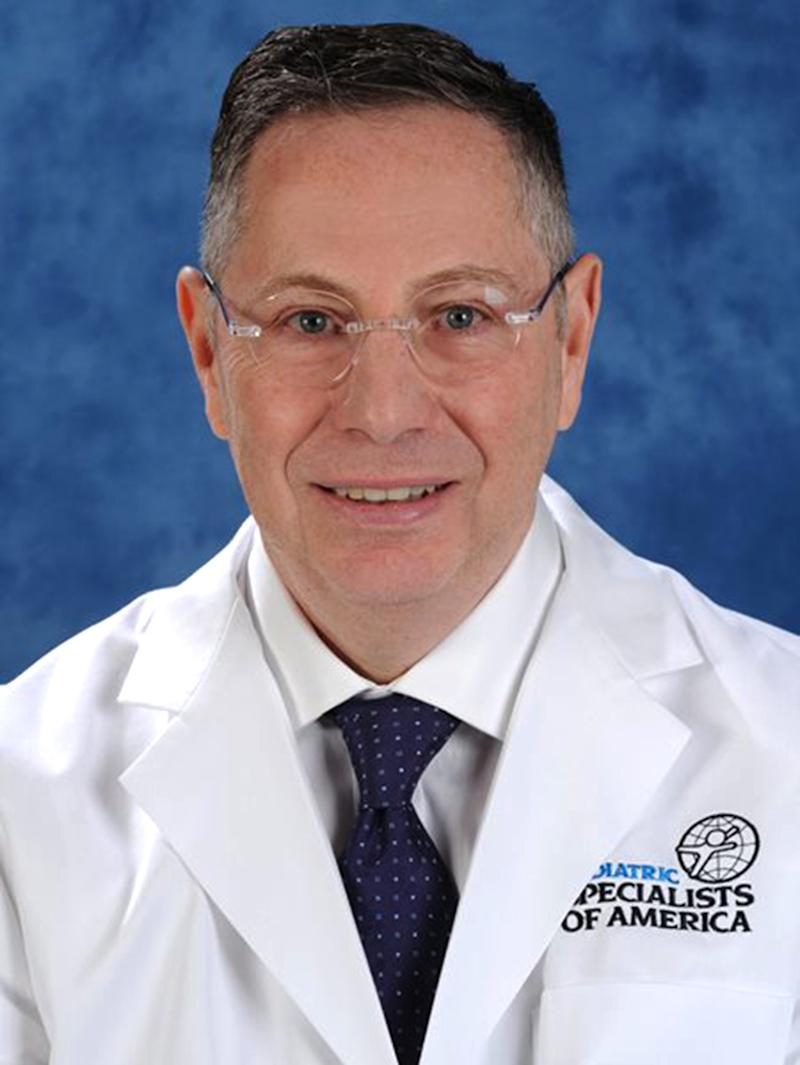 Dr. Anthony Rossi, director of the cardiac intensive care unit at Nicklaus Children's Hospital in Miami. (Nicklaus Children's Hospital)