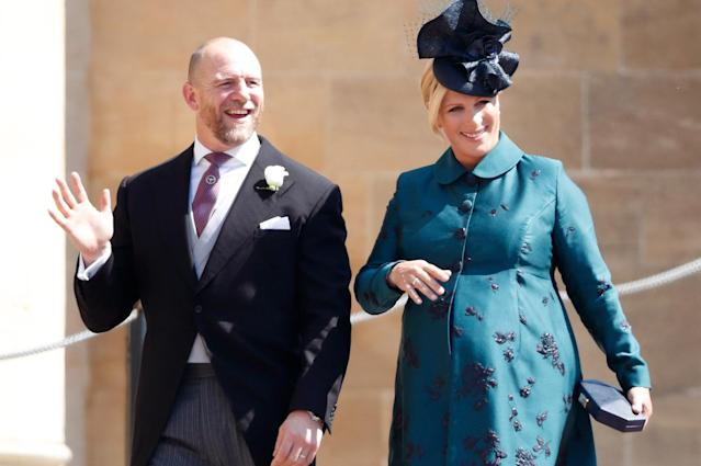 Zara Tindall has given birth to her second child, but some people weren't happy about the birth announcement. (Photo: Getty)