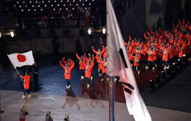 Joshua Cooper Ramo has reportedly been removed from his Olympics assignment after making insensitive comments about Japan's relationship to Korea during the opening ceremony. (Getty Images)
