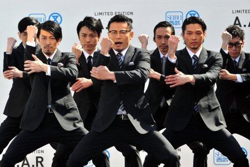 The IMF has upgraded its forecast for Japan's 2012 growth to 2.0% from 1.7%
