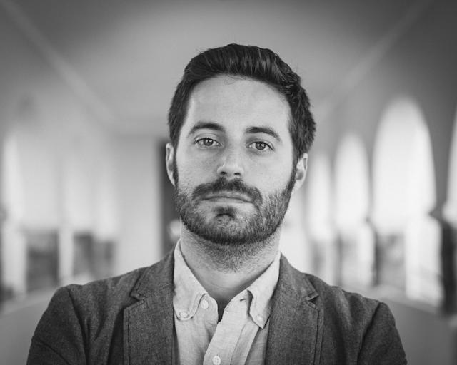 Garrard Conley, author of the memoir <em>Boy Erased. (</em>Photo: Colin Boyd Shafer)