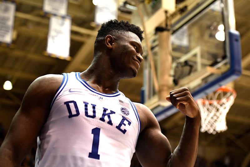 Zion WIlliamson Should Protect The Bag, Shut It Down Until Draft
