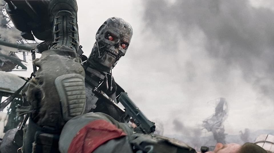 McG says that a different version of Terminator Salvation exists, and that he might be interested in releasing it (Image by Columbia Pictures)