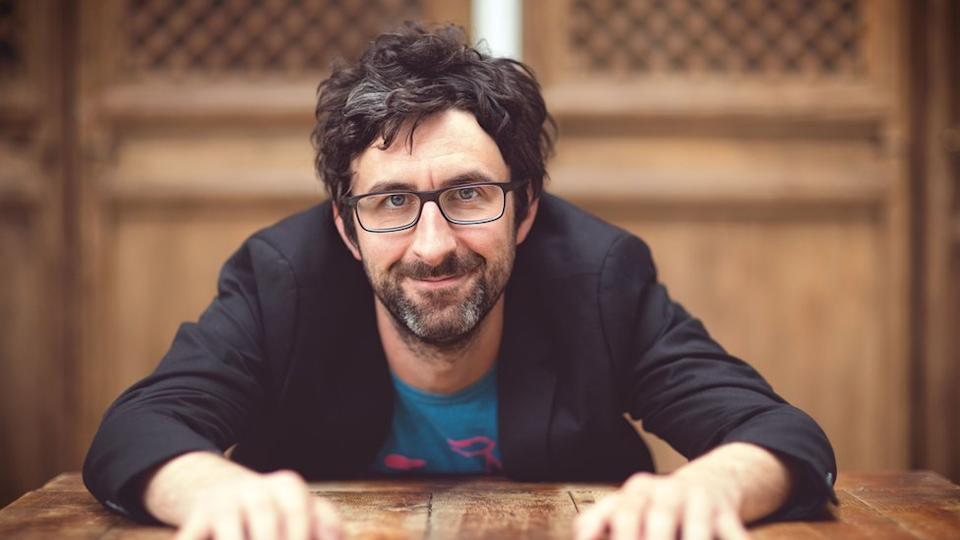 Mark Watson says the community feel of comedy can be lost online