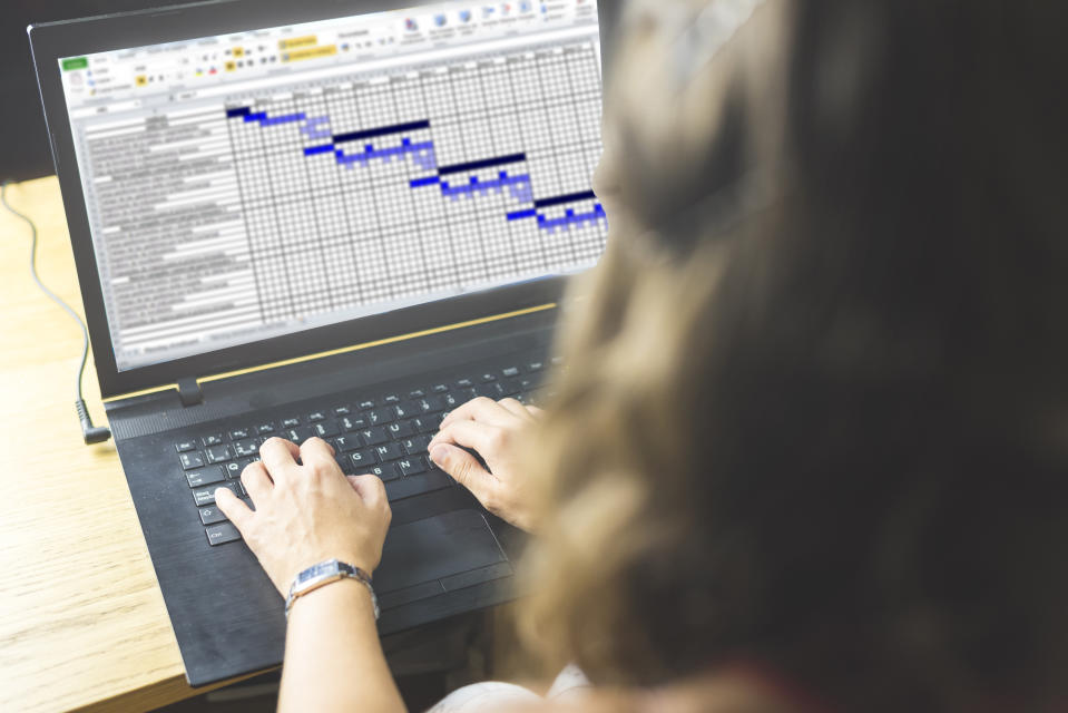 Learn Excel from scratch or refine and develop your existing skills. (Photo: Getty Images))