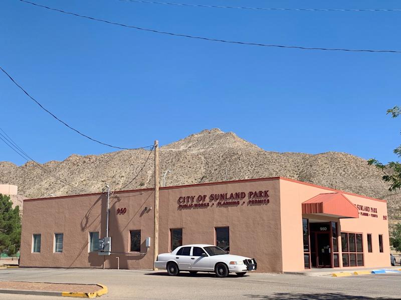 Sunland Park's public works, planning and permits office