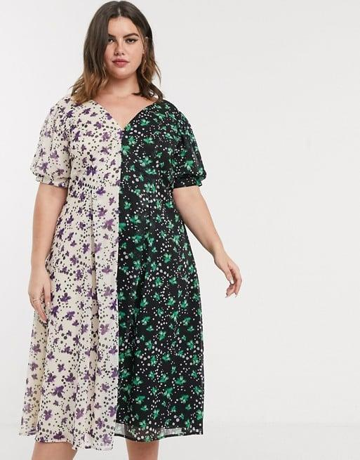 "<p>Wait until you see the back of this <a href=""https://www.popsugar.com/buy/Lost-Ink-Plus-Midi-Tea-Dress-551710?p_name=Lost%20Ink%20Plus%20Midi%20Tea%20Dress&retailer=asos.com&pid=551710&price=87&evar1=fab%3Aus&evar9=47305372&evar98=https%3A%2F%2Fwww.popsugar.com%2Ffashion%2Fphoto-gallery%2F47305372%2Fimage%2F47305598%2FLost-Ink-Plus-Midi-Tea-Dress&list1=shopping%2Cdresses%2Casos%2Cspring%20fashion%2Cfashion%20shopping&prop13=mobile&pdata=1"" class=""link rapid-noclick-resp"" rel=""nofollow noopener"" target=""_blank"" data-ylk=""slk:Lost Ink Plus Midi Tea Dress"">Lost Ink Plus Midi Tea Dress</a> ($87).</p>"