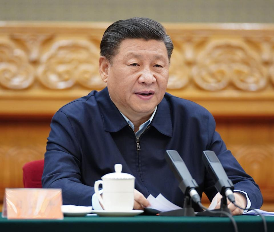 Chinese President Xi Jinping said the alliance would be