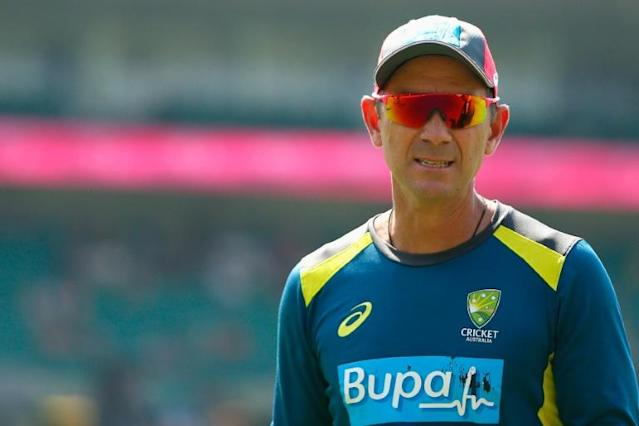 Head coach Justin Langer says Australia are duty-bound to tour England this year (AFP Photo/JEREMY NG)