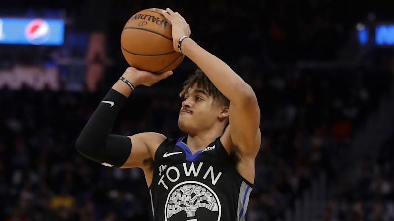 Warriors recall rookie Jordan Poole from the G League after 3 games