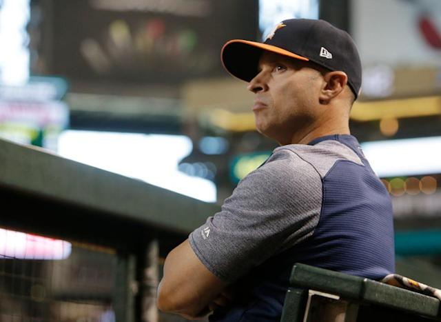 Astros' Joe Espada Lands Second Interview For Cubs Opening​