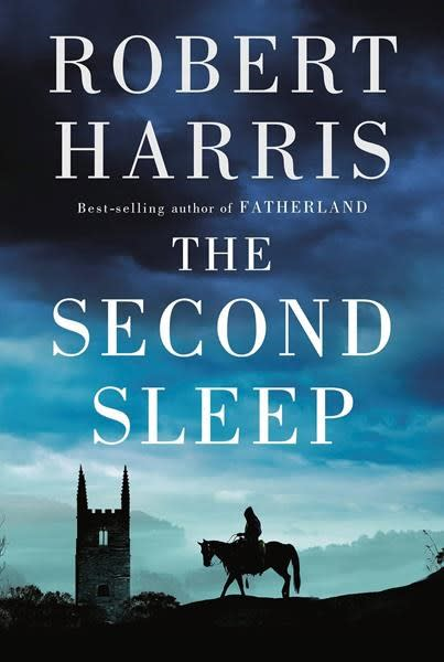 Young priest confronts mysteries of past in Harris' thriller