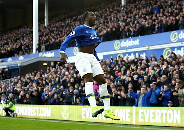 Everton forward Romelu Lukaku says 'a decision has been made' regarding his future
