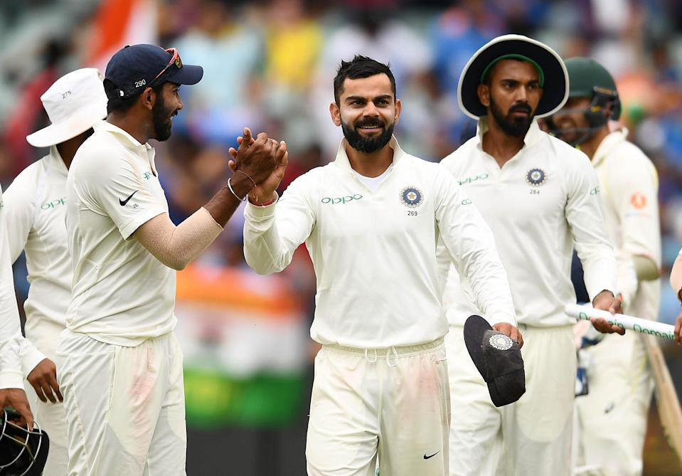Big day for India in cricket