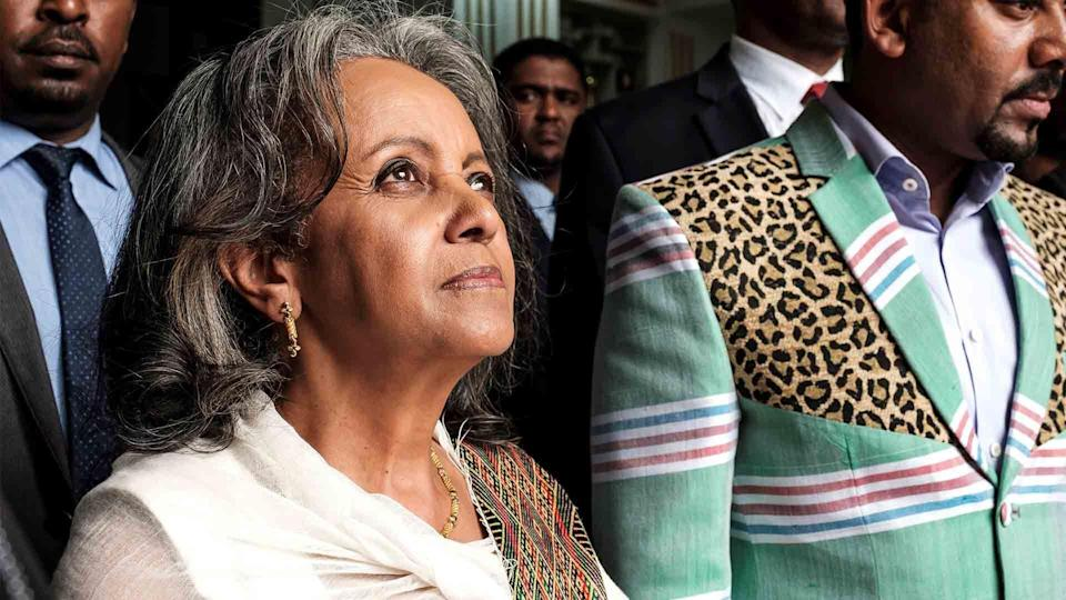 Sahle-Work Zewde elected first female president of Ethiopia