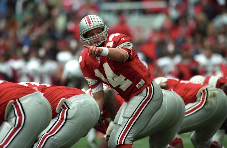 Ohio State football's best to ever wear jersey No. 14 - Buckeyes Wire
