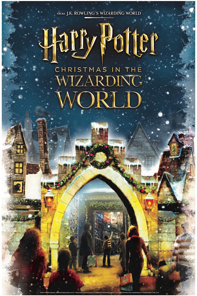 Christmas in the Wizarding World\' to bring Harry Potter magic to ...