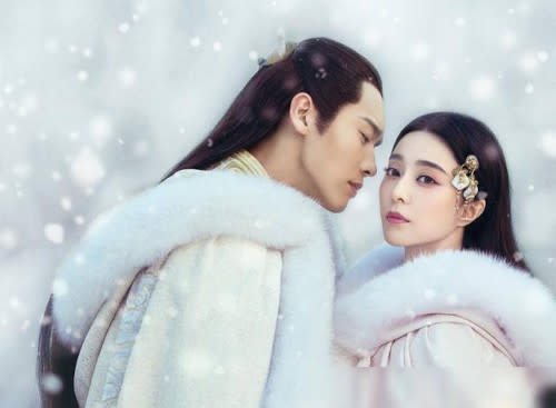'The Legend of Ba Qing' had to be re-shot due to Fan Bingbing's scandal
