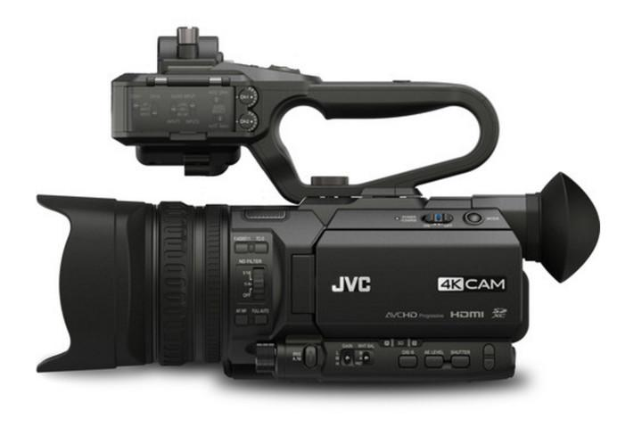 jvc-gy-hm170ua-4kcam-compact-professional-camcorder-with-top-handle-audio-unit