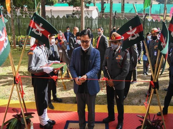 Assam Rifles Public School is the first Sports School announced under the Khelo India scheme in the North-East.