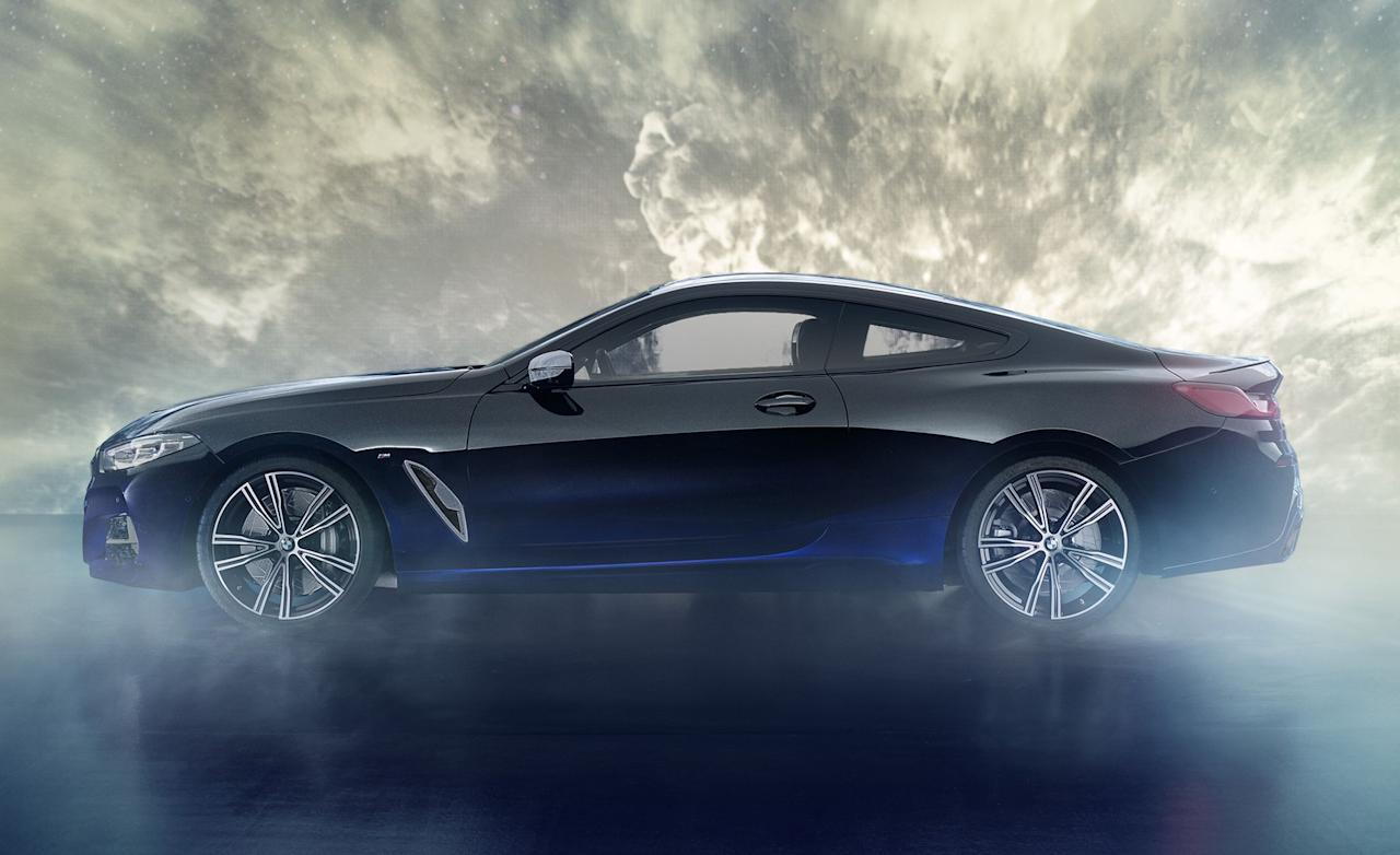 Every Photo Of The One Off Bmw M850i Night Sky