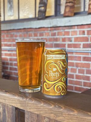 Limited-Edition 1966 Coffee IPA by 21st Amendment Brewery and Peet's Coffee