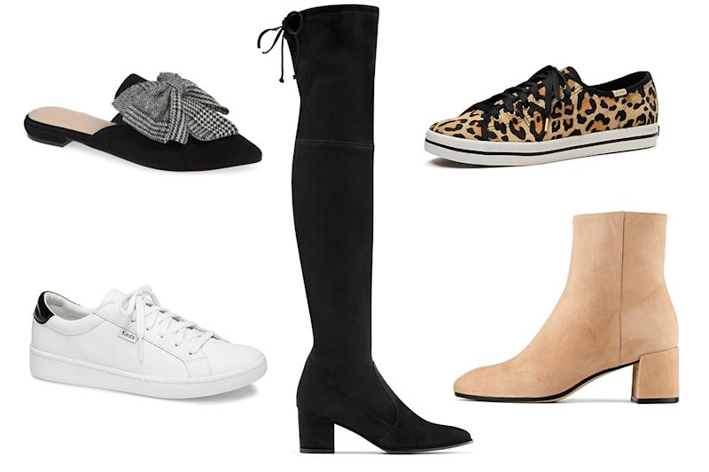 Calling All Shoe Lovers! Here Are the Best Black Friday Deals on Shoes