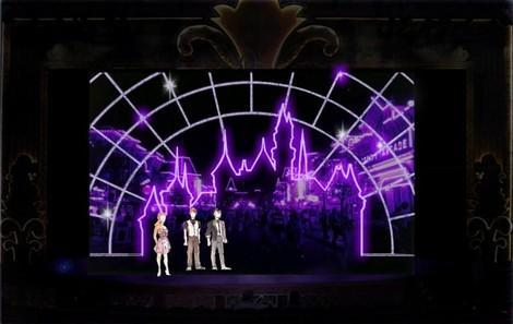 A sketch of Disney Cruise Line's new musical