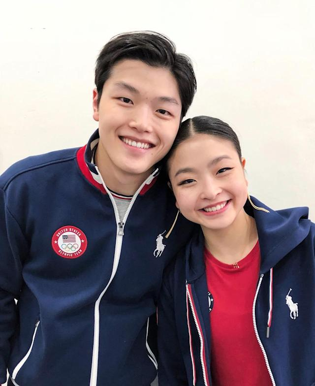 <p>maiashibutani: Amazing to compete on Olympic ice!! Felt really good out there and we're so proud of our Short Dance performance today. THANK YOU for all of the support… @alexshibutani and I REALLY appreciate it! We're getting ready for a practice soon, but all of your messages and encouragement mean so much! #WinterOlympics (Photo via Instagram/maiashibutani) </p>