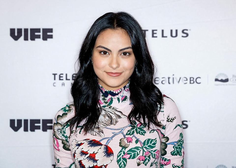 Camila Mendes attends the Vancouver International Film Festival on Oct. 4, 2018. (Photo: Andrew Chin/Getty Images)