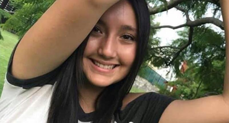 Maria Elena Cruz is pictured here. Taos County sheriff said she was an 'innocent victim'. Kylie Rae Harris was also speeding at the time of the crash.