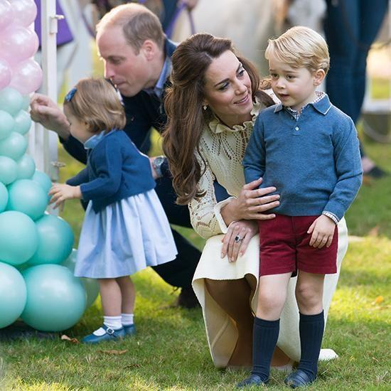 Kate Middleton is reportedly worried Prince George will be picked on because he's a royal. Photo: Getty Images