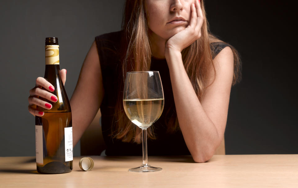 You won't believe the effect cutting out alcohol can have on the body [Photo: Getty]