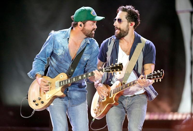Old Dominion Share Breezy New Song 'Make It Sweet,' Plot Headlining Tour