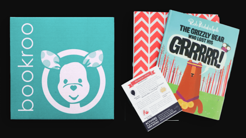 Gifts for Kids 2019: Bookroo