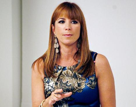 "Jill Zarin: Getting Fired From Real Housewives ""Felt Like My Funeral"""