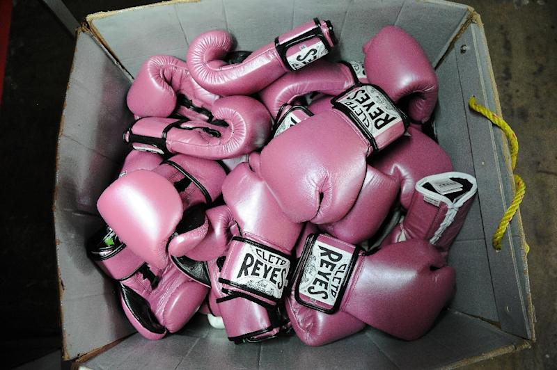 Cleto Reyes Gloves Became Famous When Muhammad Ali Used Them And Now Many