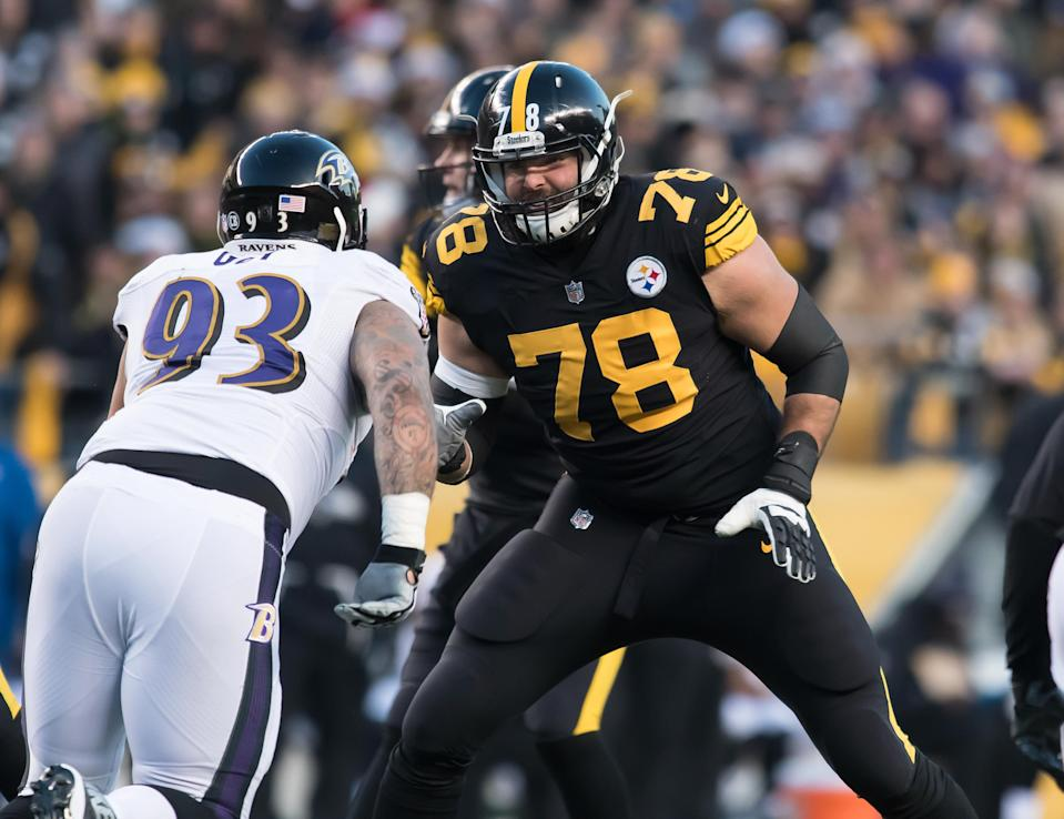 After seven seasons with the Steelers, OT Alejandro Villanueva has joined the Ravens.