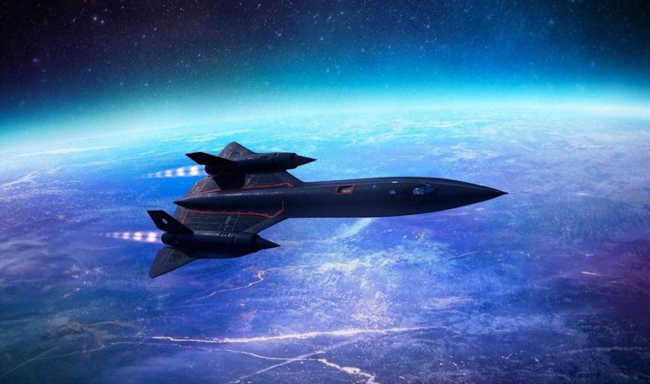 Photo of These are the Strangest SR-71 Spy Aircraft Missions Ever
