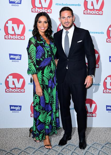 """<p>The TV presenter said in a social media post that the couple are """"so in love"""".</p>"""