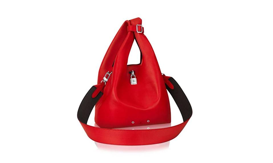 "<p>The sexiest red shopper from Louis Vuitton. Its detachable straps make it a 3-in-1 kind of bag and we like it. </p><p>Louis Vuitton Atlantis PM, $2,640, <a href=""http://us.louisvuitton.com/eng-us/products/atlantis-pm-013883"" rel=""nofollow noopener"" target=""_blank"" data-ylk=""slk:LV.com"" class=""link rapid-noclick-resp"">LV.com</a></p>"