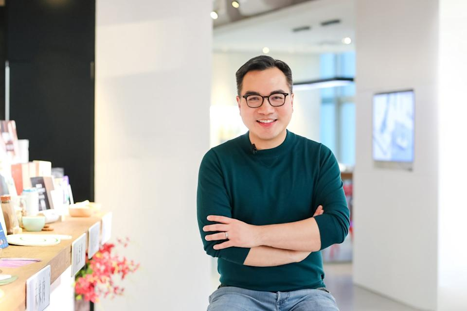 David Yeung, founder of OmniMeats. (PHOTO: Green Monday)