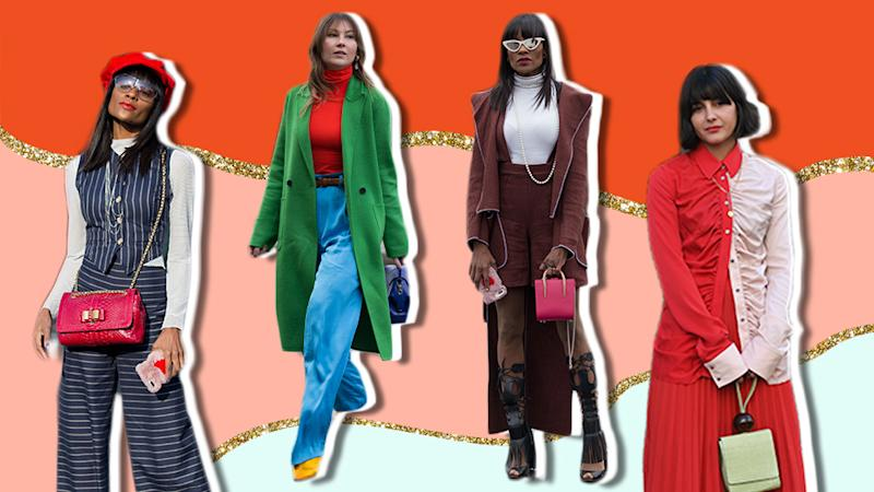 13 Holiday Outfit Color Combos That are Just Festive Enough—and How to Shop Them