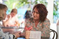 <p>Martha doesn't want to cut ties with her old life in Merimbula, as she has a studio and is part of the community there.</p>